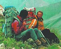 Северный Тянь-Шань, 1996
