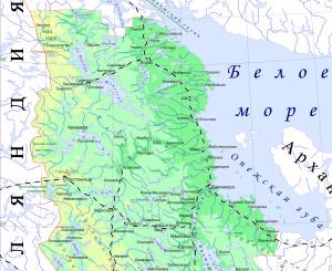 Северная Карелия