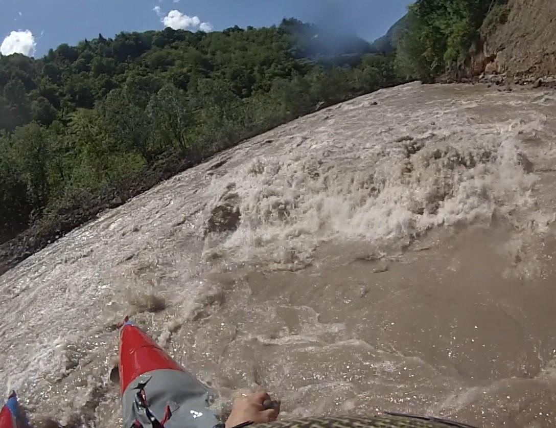 Кура-Аджарицскали 2016